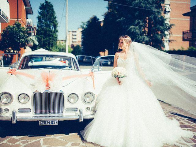 Il matrimonio di Alessio e Ylenia a Carpi, Modena 25