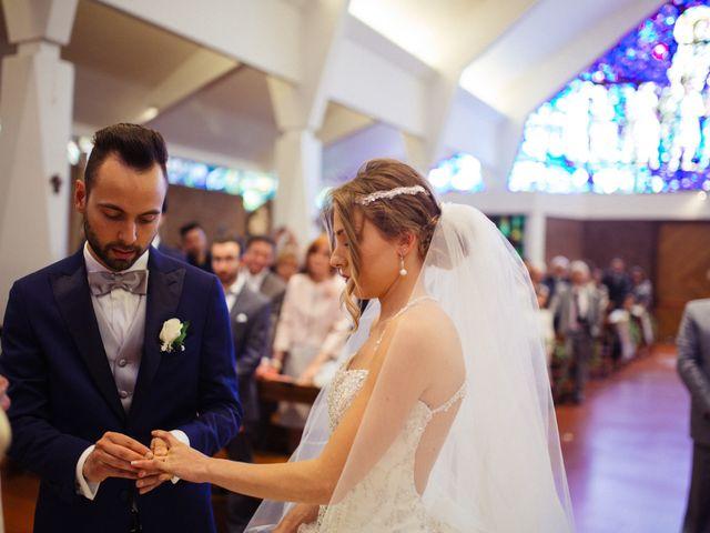 Il matrimonio di Alessio e Ylenia a Carpi, Modena 27
