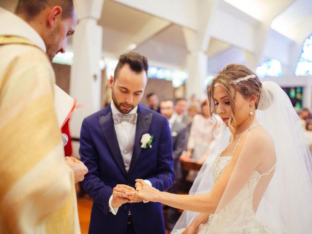 Il matrimonio di Alessio e Ylenia a Carpi, Modena 28