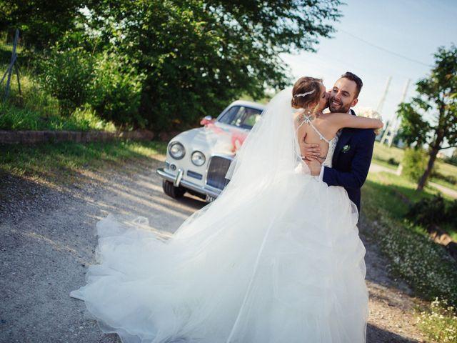 Il matrimonio di Alessio e Ylenia a Carpi, Modena 39