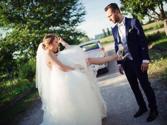 Il matrimonio di Alessio e Ylenia a Carpi, Modena 40