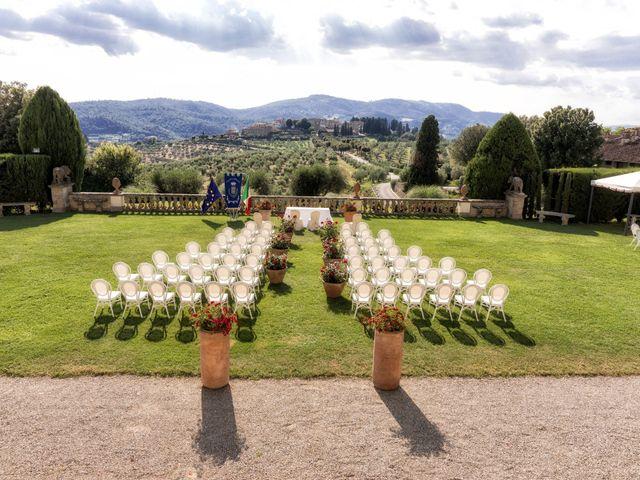 Il matrimonio di Alessandro e Monica a Poggio a Caiano, Prato 2