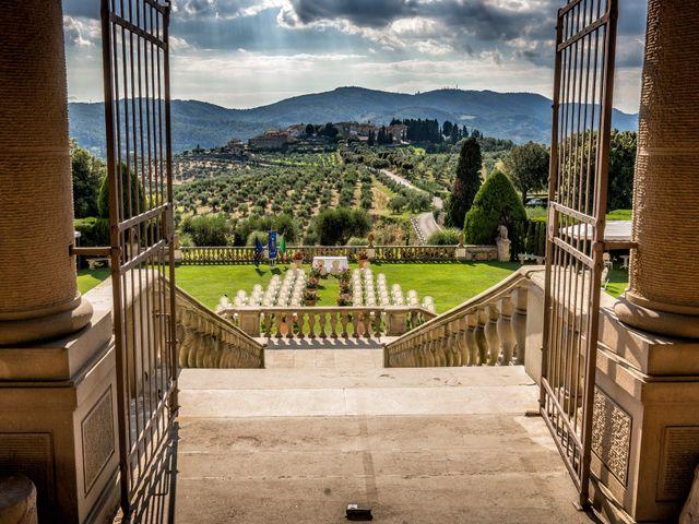 Il matrimonio di Alessandro e Monica a Poggio a Caiano, Prato 3