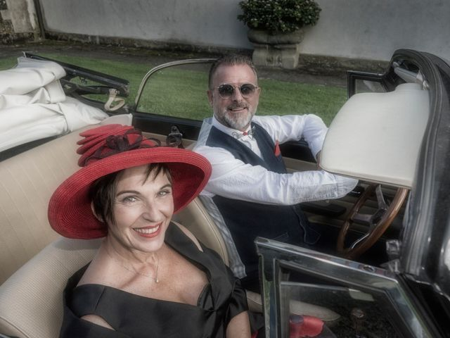 Il matrimonio di Alessandro e Monica a Poggio a Caiano, Prato 4