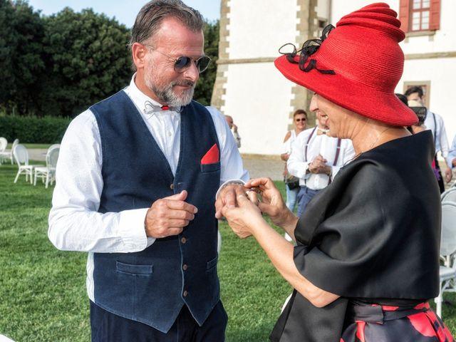 Il matrimonio di Alessandro e Monica a Poggio a Caiano, Prato 16