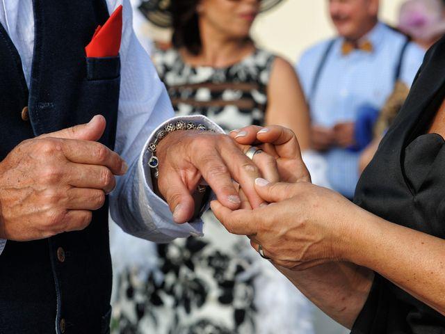 Il matrimonio di Alessandro e Monica a Poggio a Caiano, Prato 17