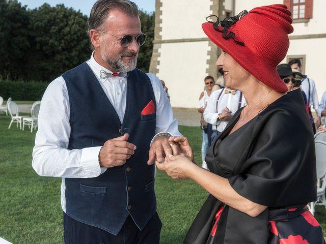 Il matrimonio di Alessandro e Monica a Poggio a Caiano, Prato 18