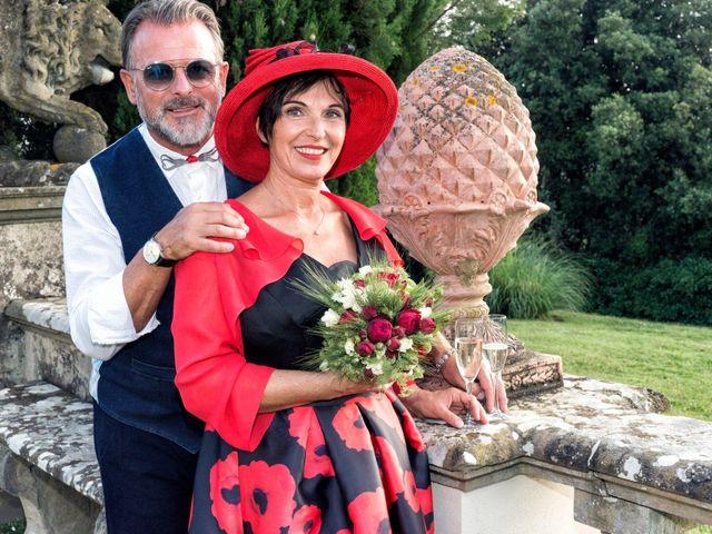 Il matrimonio di Alessandro e Monica a Poggio a Caiano, Prato 20