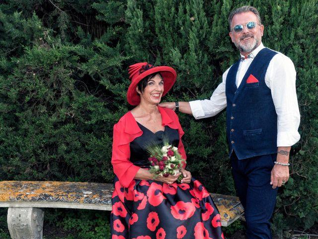 Il matrimonio di Alessandro e Monica a Poggio a Caiano, Prato 21