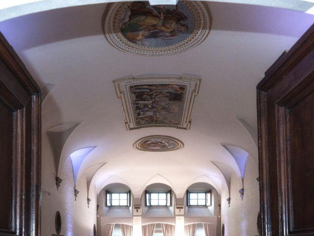 Il matrimonio di Alessandro e Monica a Poggio a Caiano, Prato 26