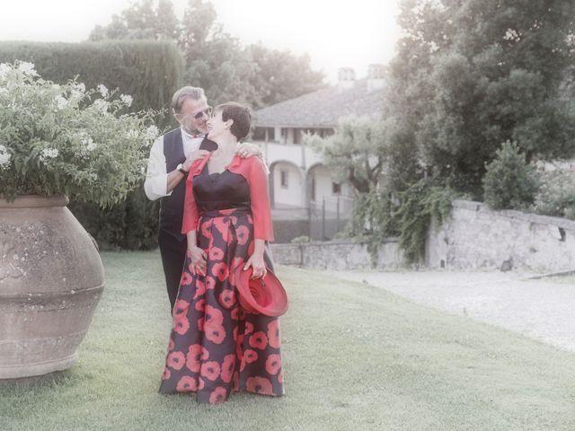 Il matrimonio di Alessandro e Monica a Poggio a Caiano, Prato 27