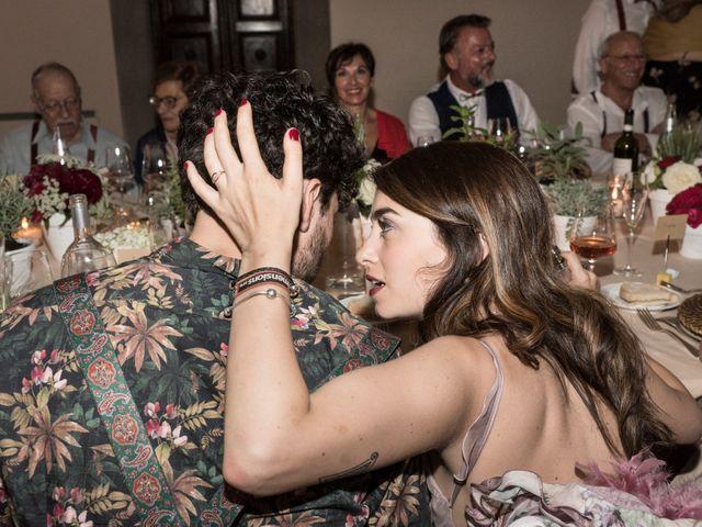Il matrimonio di Alessandro e Monica a Poggio a Caiano, Prato 31