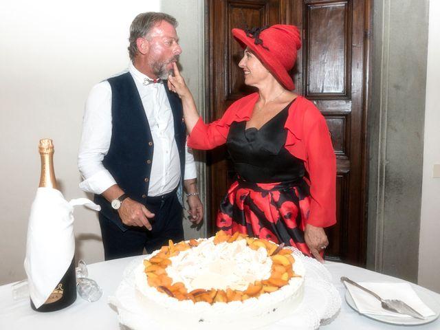 Il matrimonio di Alessandro e Monica a Poggio a Caiano, Prato 32