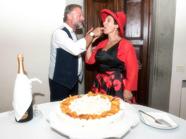 Il matrimonio di Alessandro e Monica a Poggio a Caiano, Prato 33