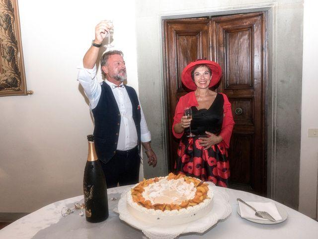 Il matrimonio di Alessandro e Monica a Poggio a Caiano, Prato 34