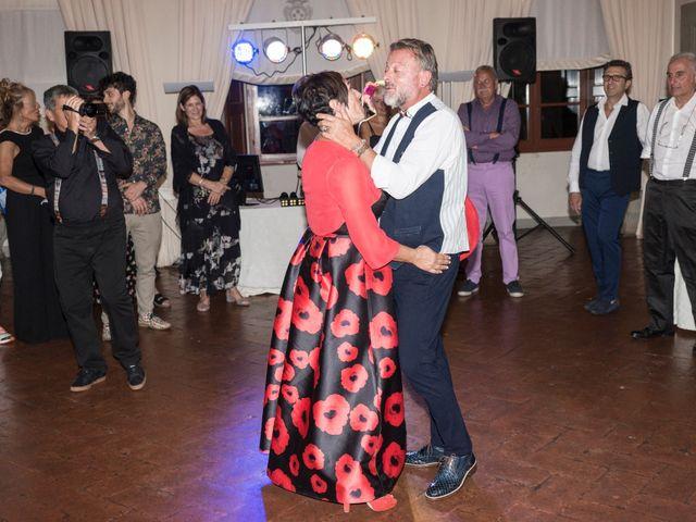 Il matrimonio di Alessandro e Monica a Poggio a Caiano, Prato 36