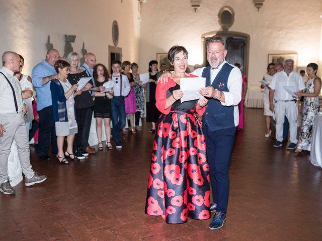 Il matrimonio di Alessandro e Monica a Poggio a Caiano, Prato 37