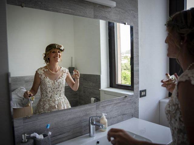 Il matrimonio di Antonio e Sara a Merate, Lecco 1