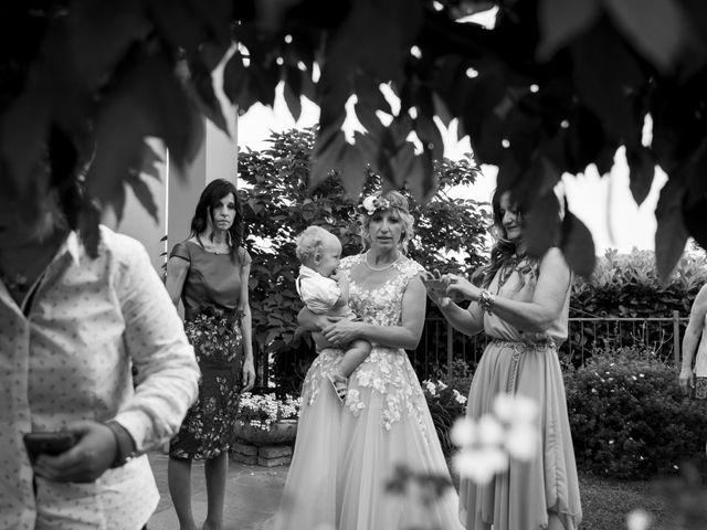 Il matrimonio di Antonio e Sara a Merate, Lecco 15