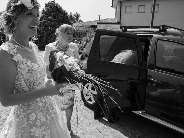 Il matrimonio di Antonio e Sara a Merate, Lecco 26