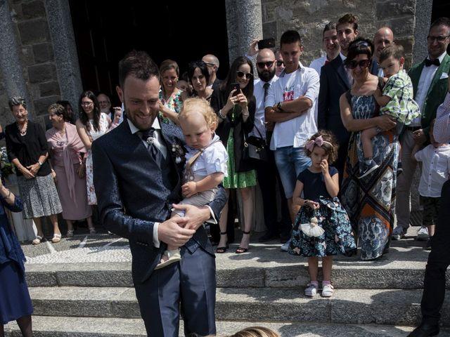 Il matrimonio di Antonio e Sara a Merate, Lecco 27