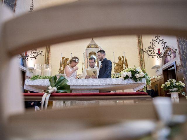Il matrimonio di Antonio e Sara a Merate, Lecco 34