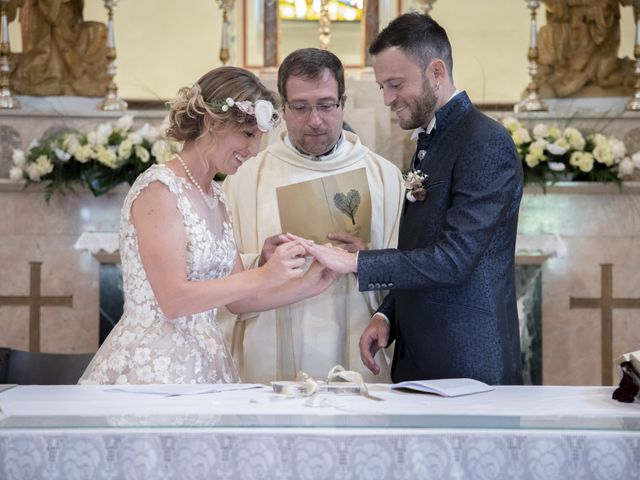 Il matrimonio di Antonio e Sara a Merate, Lecco 35