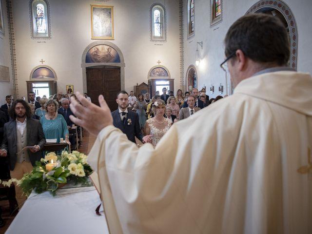 Il matrimonio di Antonio e Sara a Merate, Lecco 39