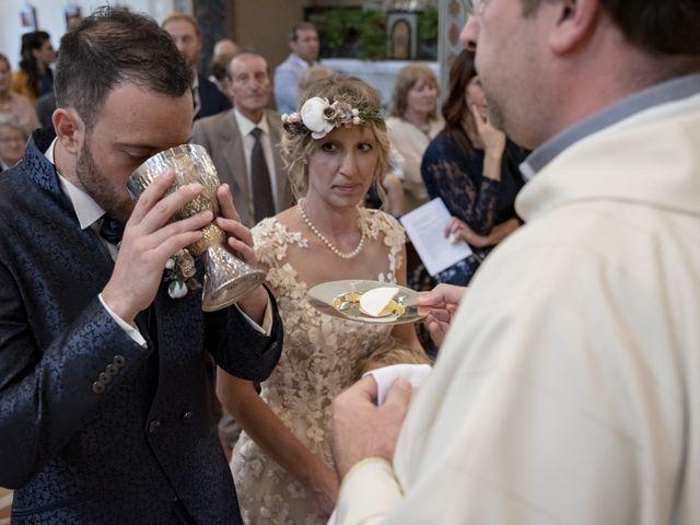 Il matrimonio di Antonio e Sara a Merate, Lecco 40