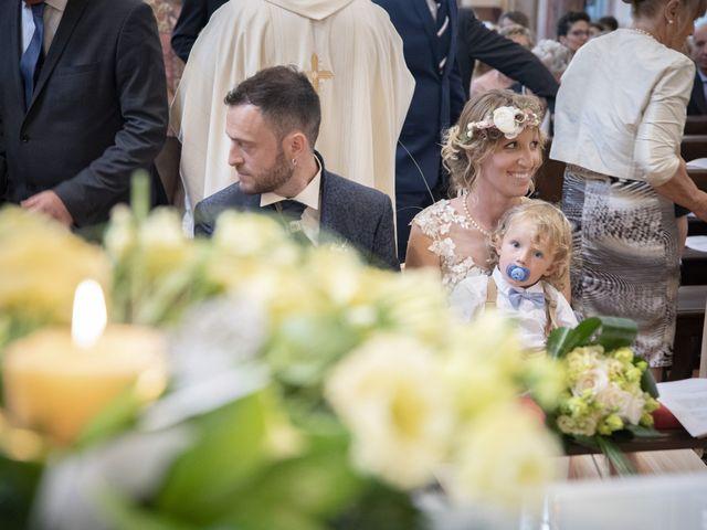 Il matrimonio di Antonio e Sara a Merate, Lecco 42