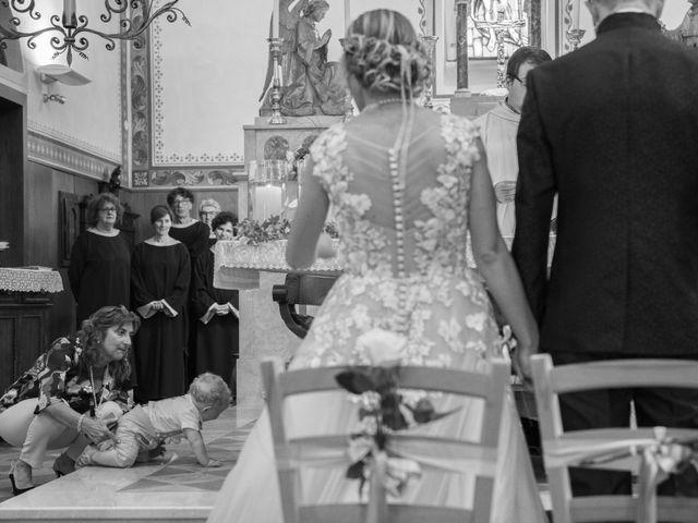 Il matrimonio di Antonio e Sara a Merate, Lecco 44