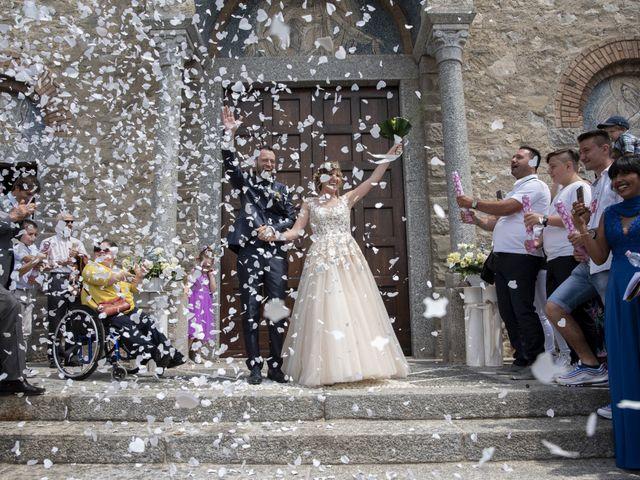 Il matrimonio di Antonio e Sara a Merate, Lecco 48