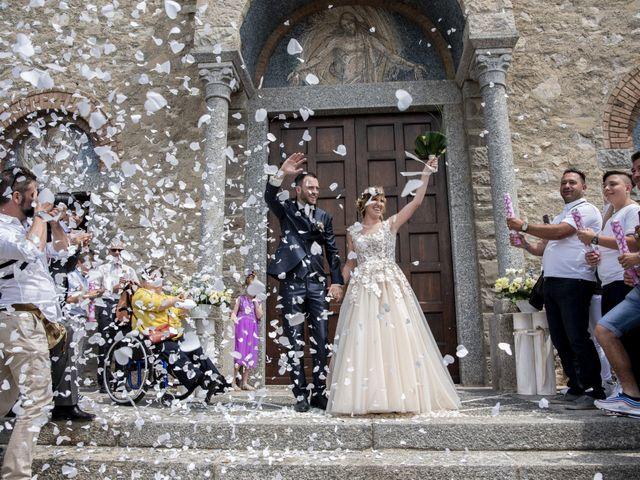 Il matrimonio di Antonio e Sara a Merate, Lecco 49