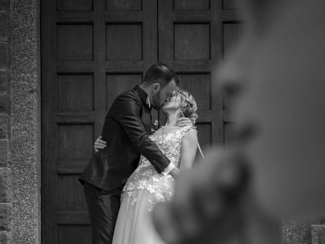 Il matrimonio di Antonio e Sara a Merate, Lecco 50