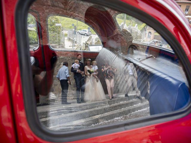 Il matrimonio di Antonio e Sara a Merate, Lecco 57