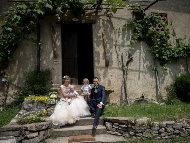Il matrimonio di Antonio e Sara a Merate, Lecco 59