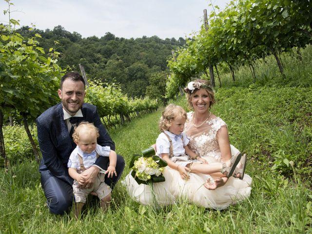 Il matrimonio di Antonio e Sara a Merate, Lecco 64