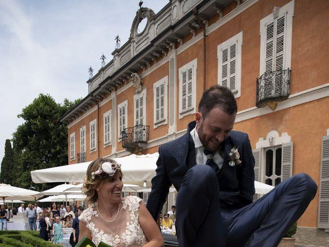 Il matrimonio di Antonio e Sara a Merate, Lecco 66