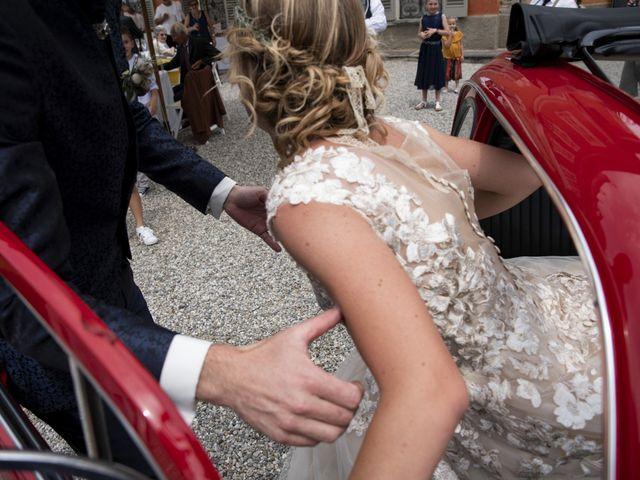 Il matrimonio di Antonio e Sara a Merate, Lecco 67