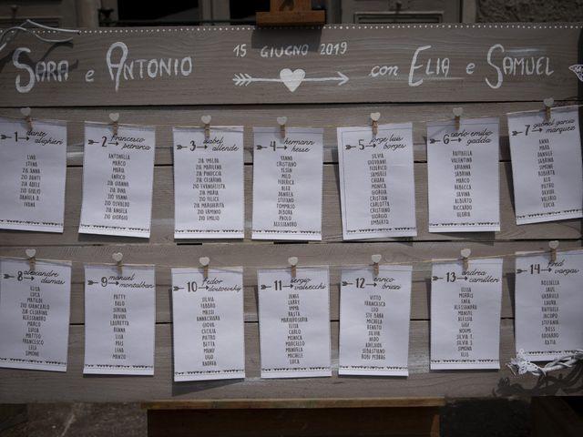 Il matrimonio di Antonio e Sara a Merate, Lecco 70
