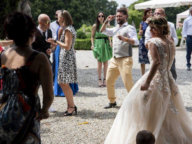 Il matrimonio di Antonio e Sara a Merate, Lecco 73