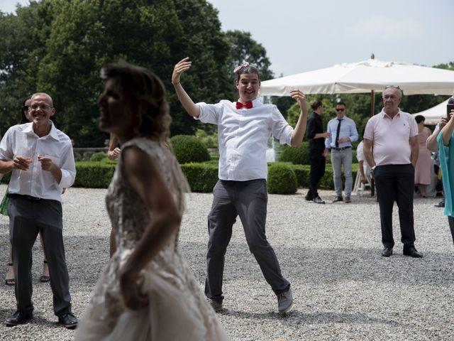 Il matrimonio di Antonio e Sara a Merate, Lecco 74