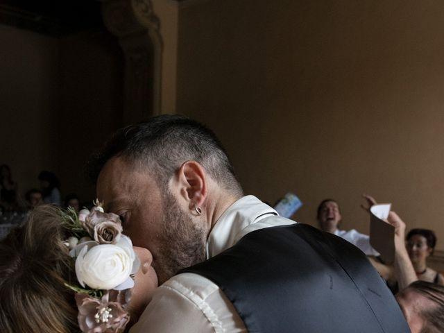 Il matrimonio di Antonio e Sara a Merate, Lecco 76