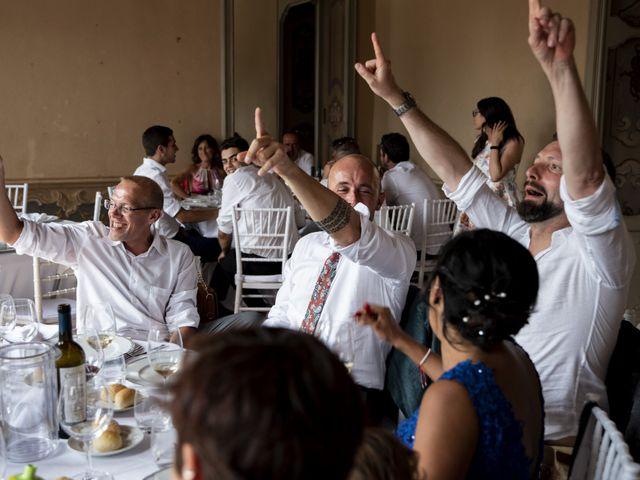 Il matrimonio di Antonio e Sara a Merate, Lecco 78