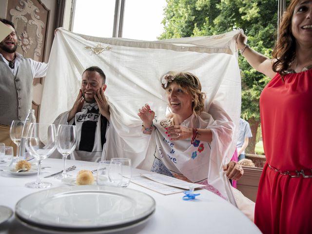 Il matrimonio di Antonio e Sara a Merate, Lecco 79