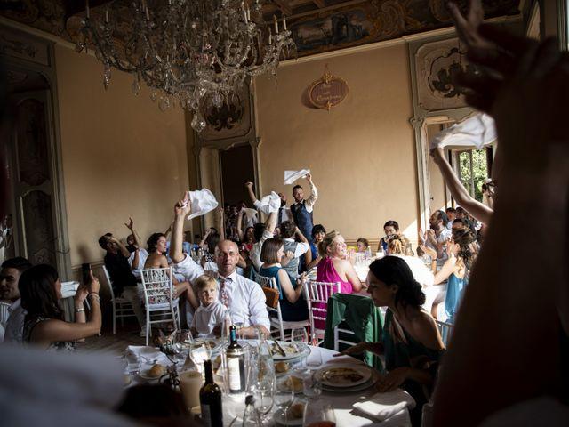 Il matrimonio di Antonio e Sara a Merate, Lecco 83