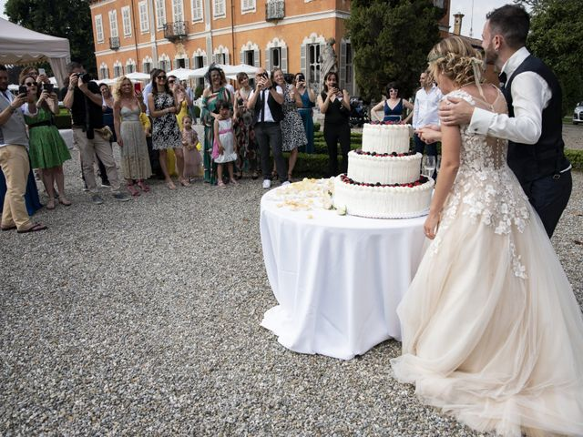 Il matrimonio di Antonio e Sara a Merate, Lecco 86