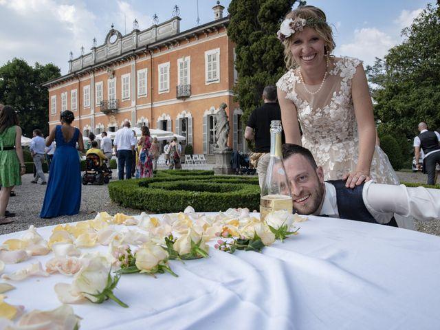 Il matrimonio di Antonio e Sara a Merate, Lecco 88