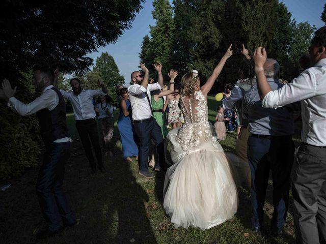 Il matrimonio di Antonio e Sara a Merate, Lecco 93