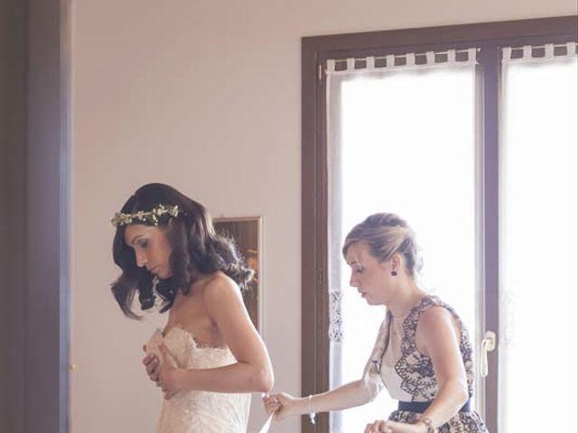 Il matrimonio di Simone e Silvia a Lonato del Garda, Brescia 10